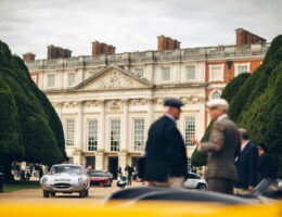 Concours of Elegance on Track for September at Hampton Court Palace