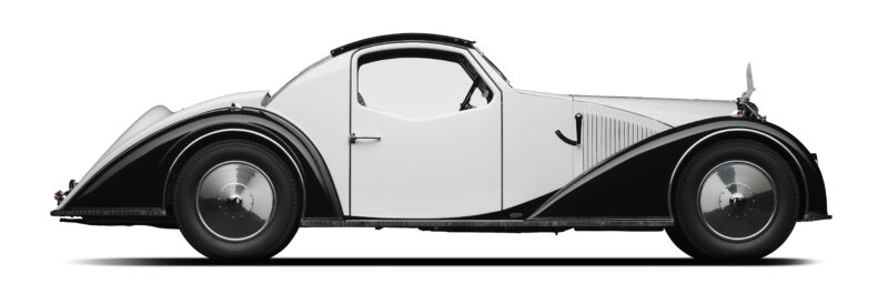 Concours of Elegance to Welcome Unique Voisin C-27 Aérosport