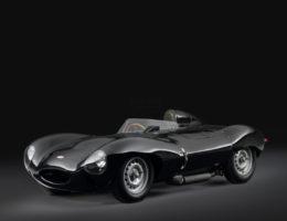First Production Jaguar D-Type Joins Concours of Elegance