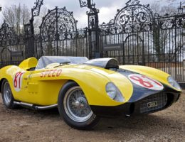 Race-winning '50s Ferraris Join Concours of Elegance Line-up