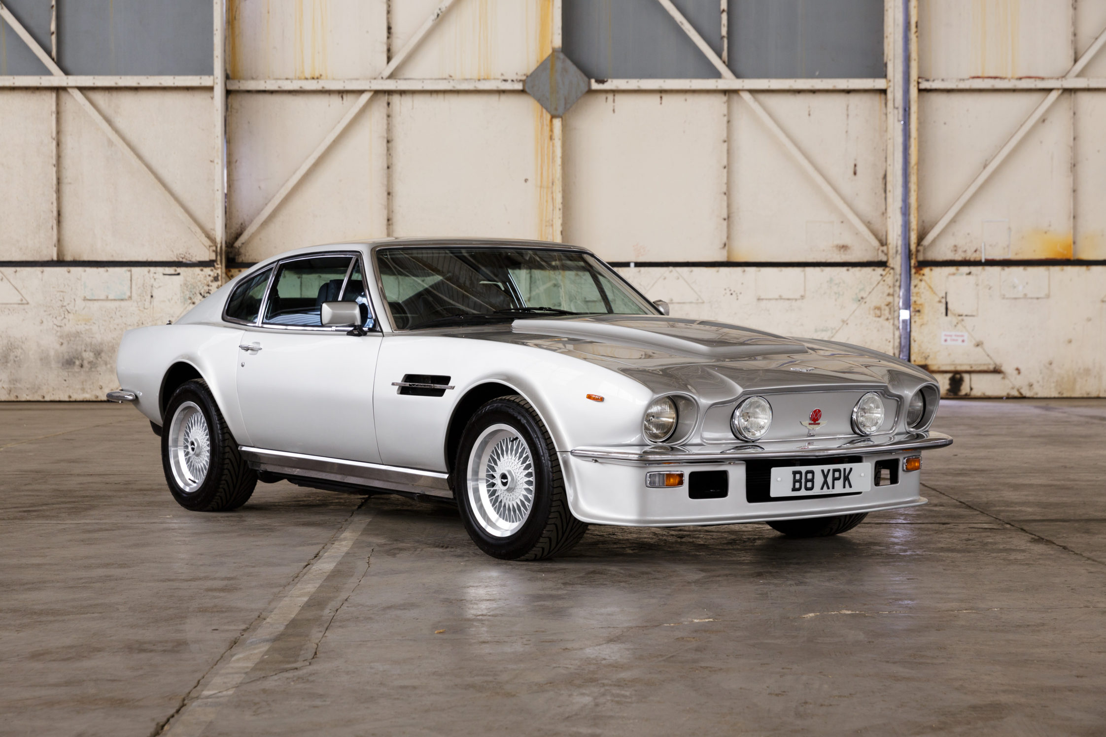 Aston Martin Legends Join Concours of Elegance