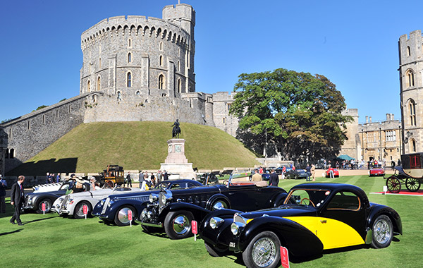 Concours Hospitality at Windsor Castle