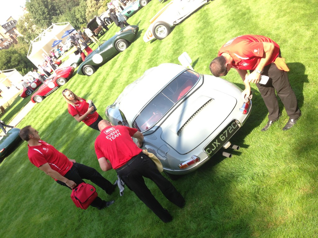 Q&A with Autoglym's Vehicle Detailing Experts on Concours Preparation