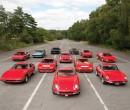 Fabulous Ferraris and Beautiful Bugattis take Centre Stage at RM Auctions' London Sale