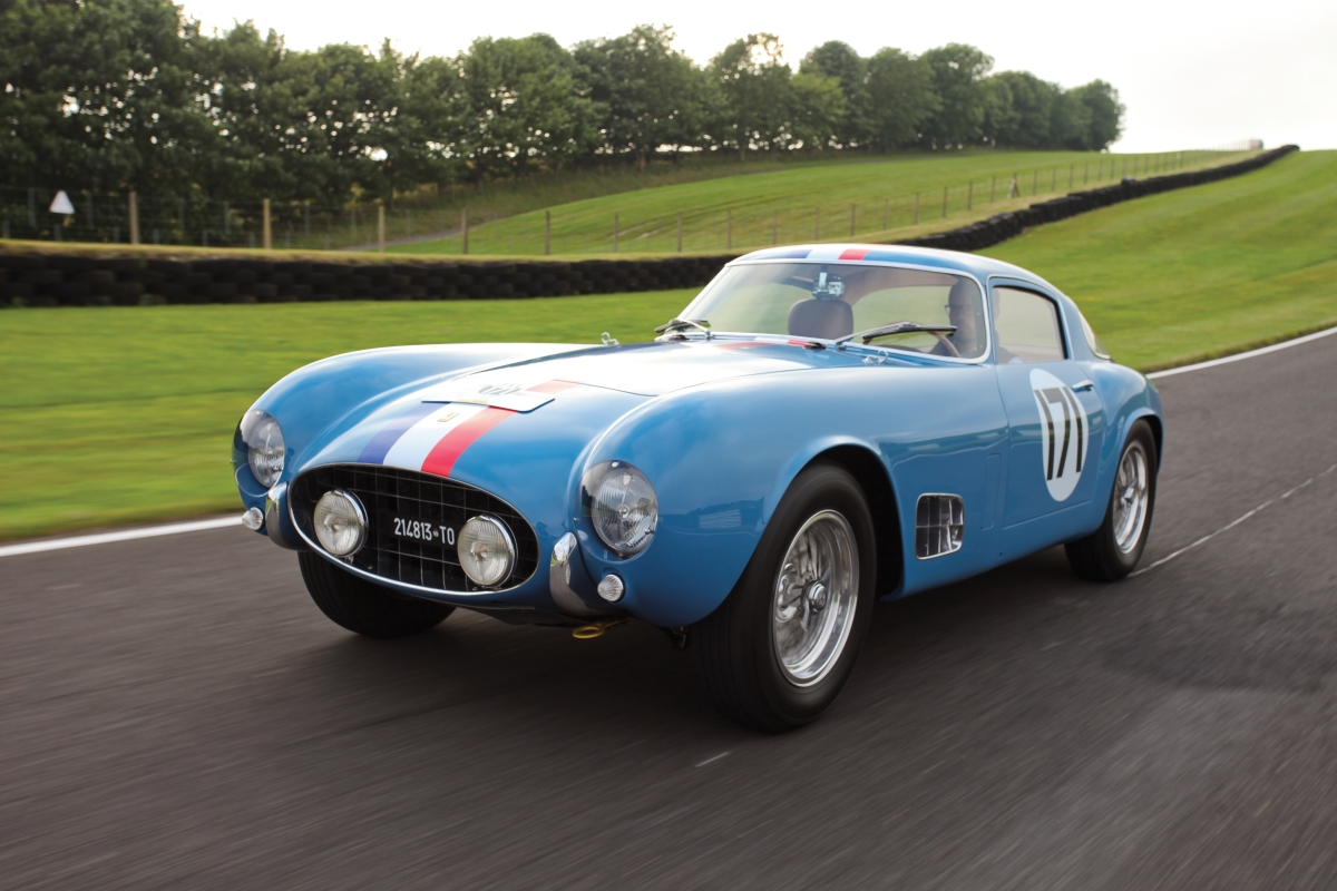 Magnificent 1956 Ferrari 250 GT 'Tour de France' and Muscular 1964 Shelby 289 Competition Cobra Headline RM's London Sale