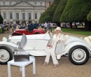 HRH Prince Michael of Kent Concludes Record Breaking Concours of Elegance 2014 at Hampton Court Palace with 'Best of Show' Presentation