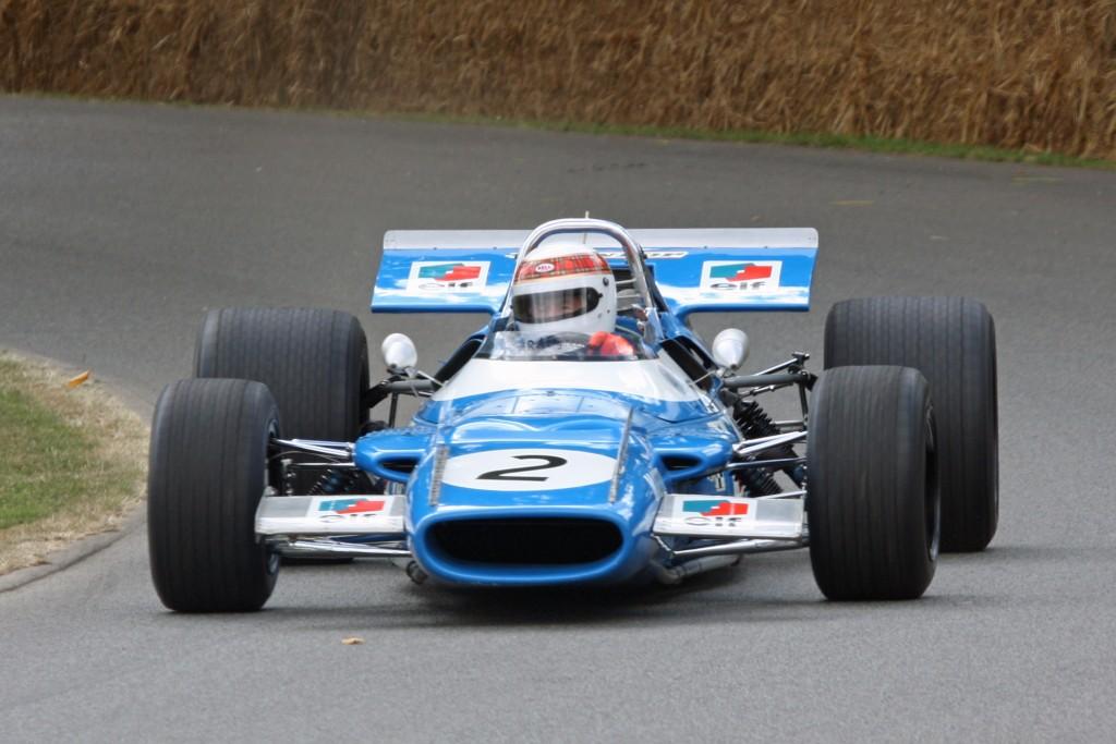 Motor Sport: exclusive editorial