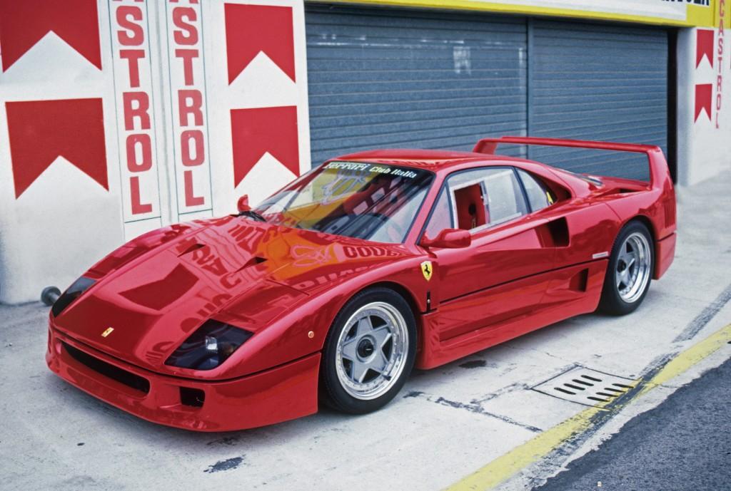 Ferrari F40 GT – Car of the Day