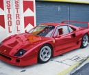 Ferrari F40 GT – Car of the Day