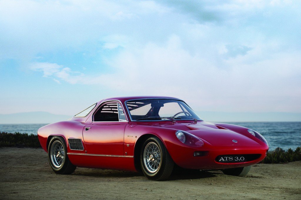 ATS 2500 GTS – Car of the Day