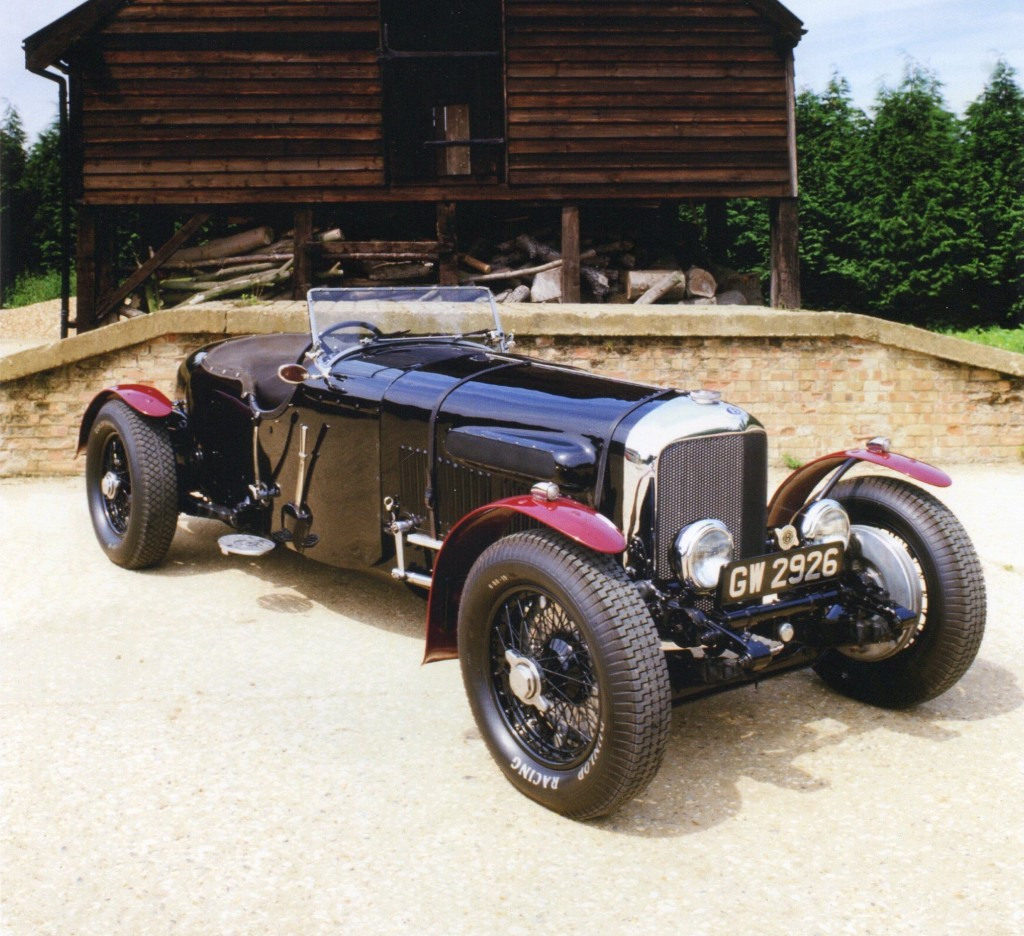 Bentley 8 Litre – Car of the Day