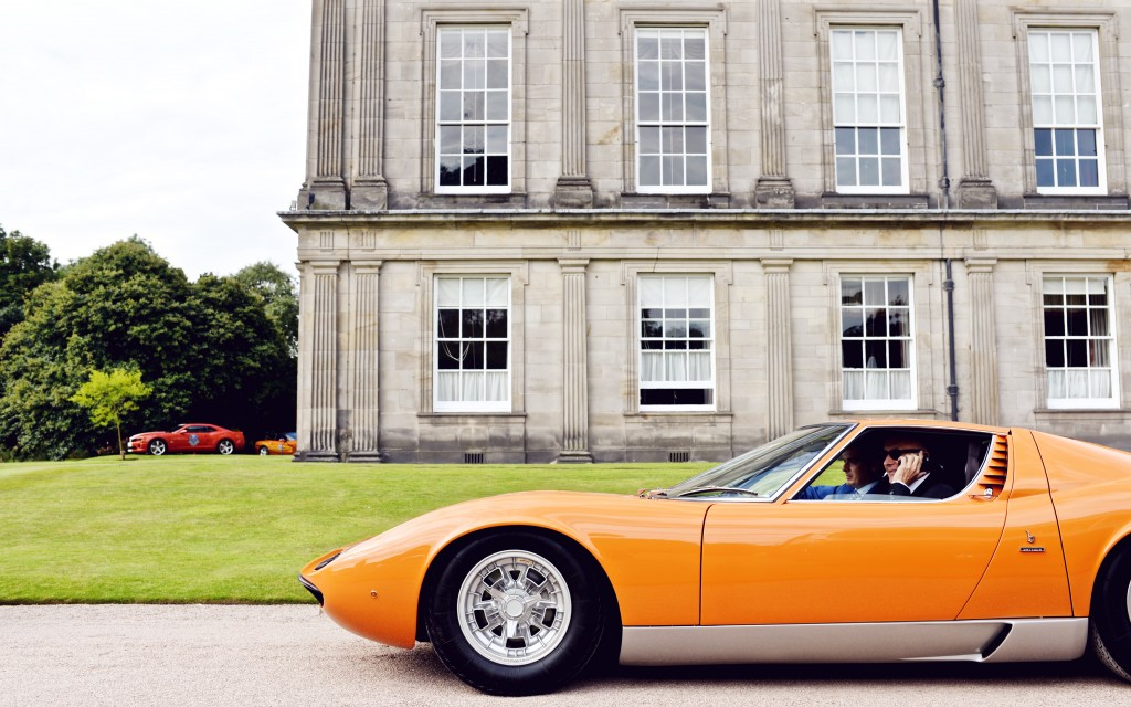 Hollyrood Palace Concours 13