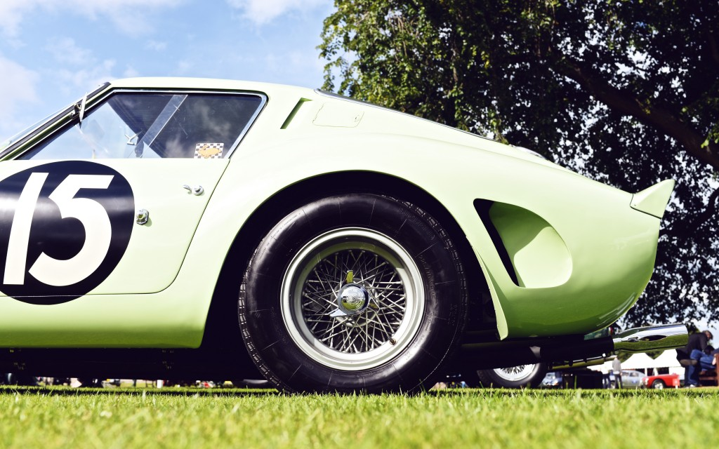 Hollyrood Palace Concours 2