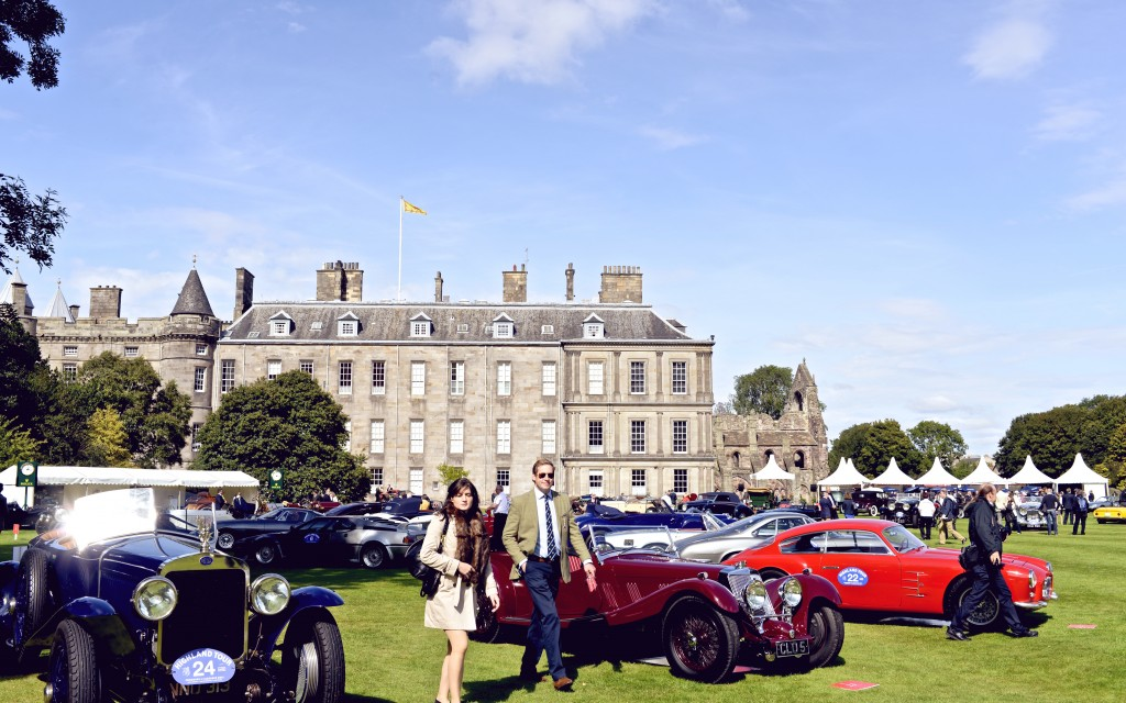 Hollyrood Palace Concours 5