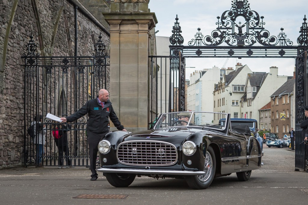 Holyrood Palace Jaguar 2015 Concours of Elegance Bryn Musselwhite-1