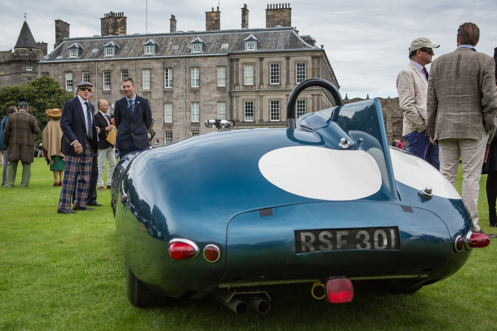 Holyrood Palace Jaguar 2015 Concours of Elegance Bryn Musselwhite-15