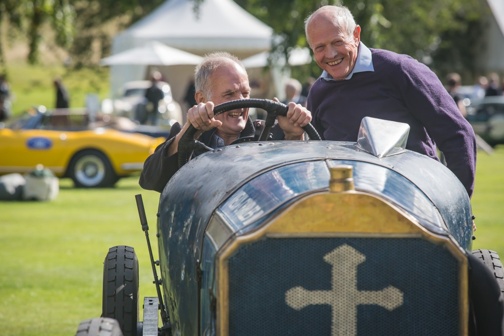 Holyrood Palace Jaguar 2015 Concours of Elegance Bryn Musselwhite-20