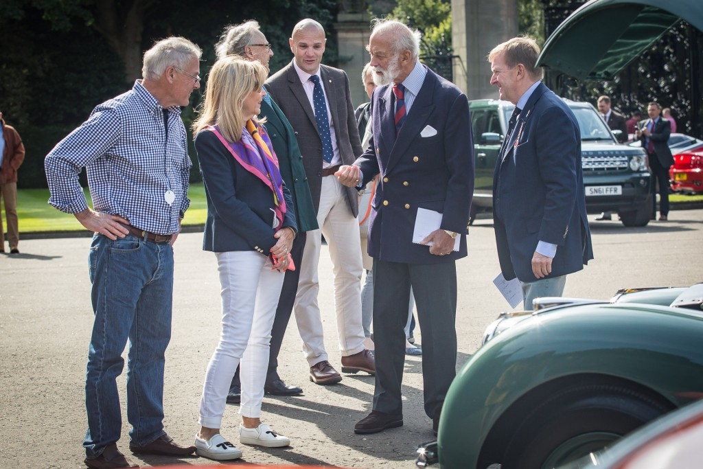 Jaguar Day Holyrood Palace Concours of Elegance 2015-11