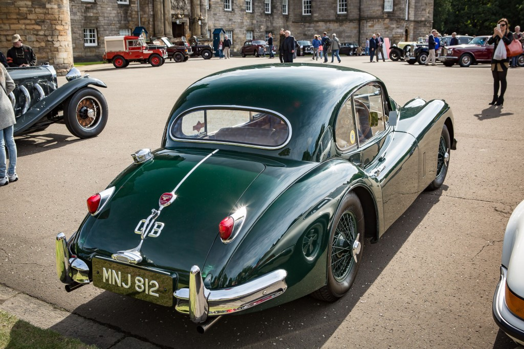 Jaguar Day Holyrood Palace Concours of Elegance 2015-14