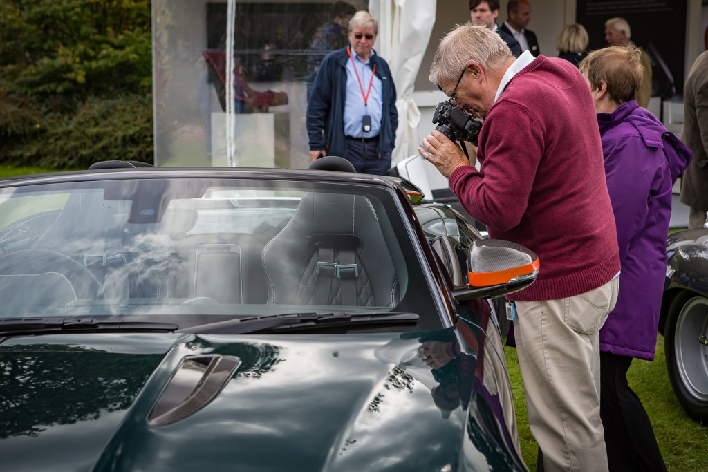 Jaguar Day Holyrood Palace Concours of Elegance 2015-20