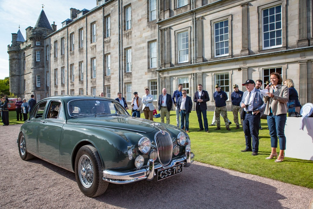 Jaguar Day Holyrood Palace Concours of Elegance 2015-30