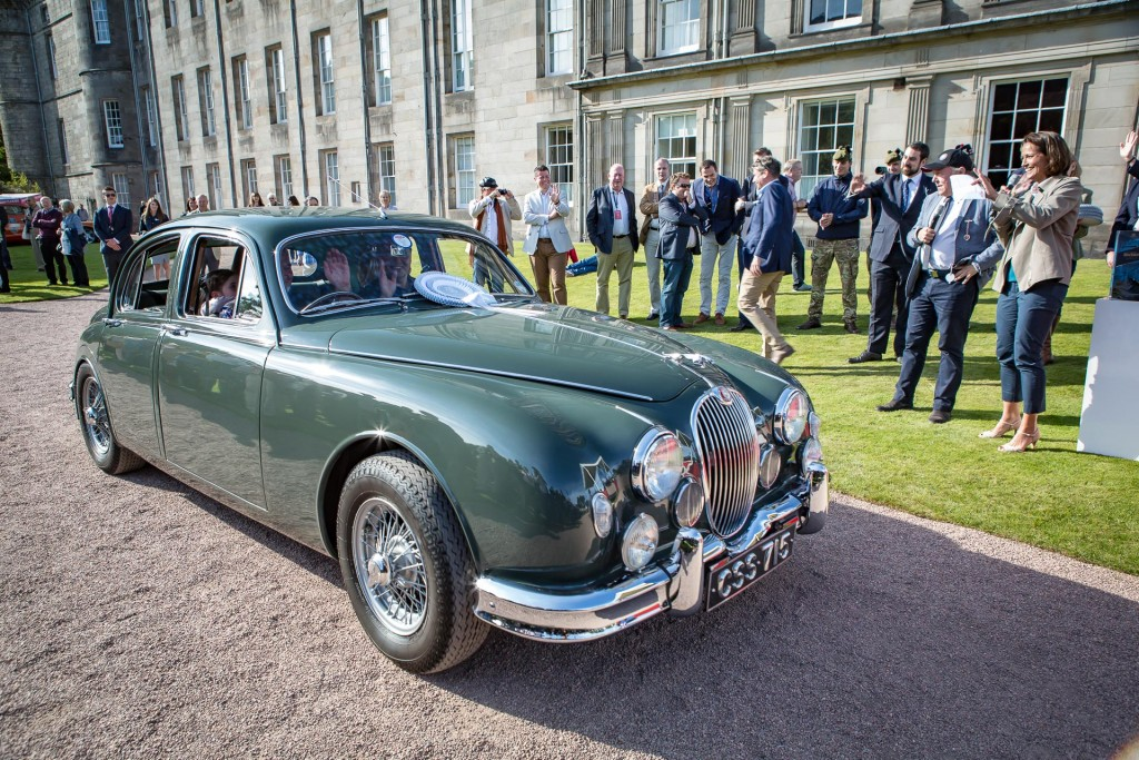 Jaguar Day Holyrood Palace Concours of Elegance 2015-31