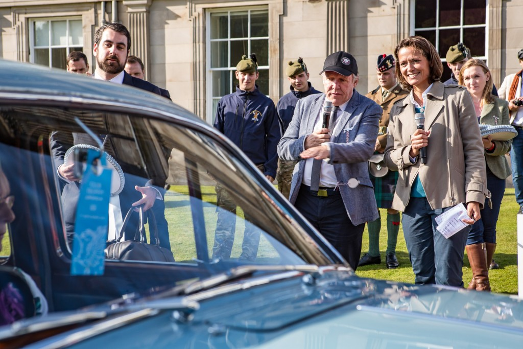 Jaguar Day Holyrood Palace Concours of Elegance 2015-32