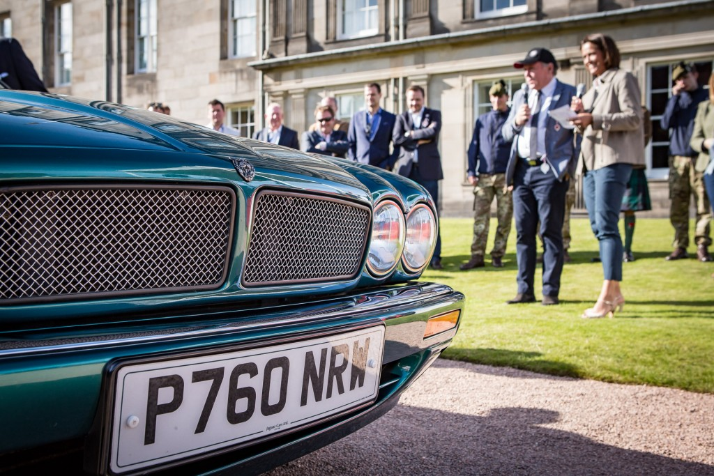 Jaguar Day Holyrood Palace Concours of Elegance 2015-36