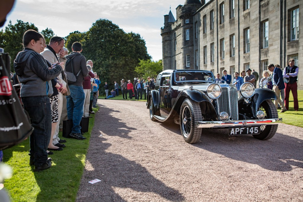 Jaguar Day Holyrood Palace Concours of Elegance 2015-39