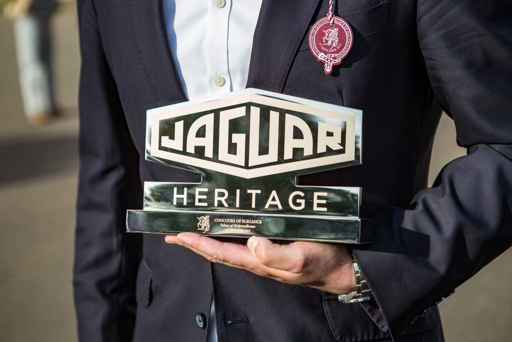 Jaguar Day Holyrood Palace Concours of Elegance 2015-47