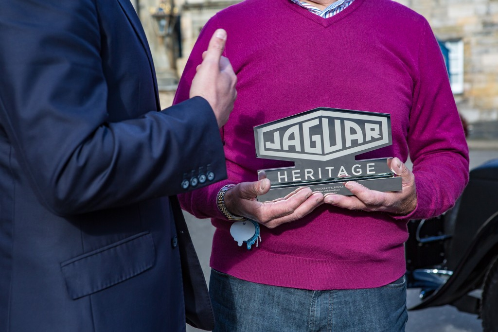 Jaguar Day Holyrood Palace Concours of Elegance 2015-50