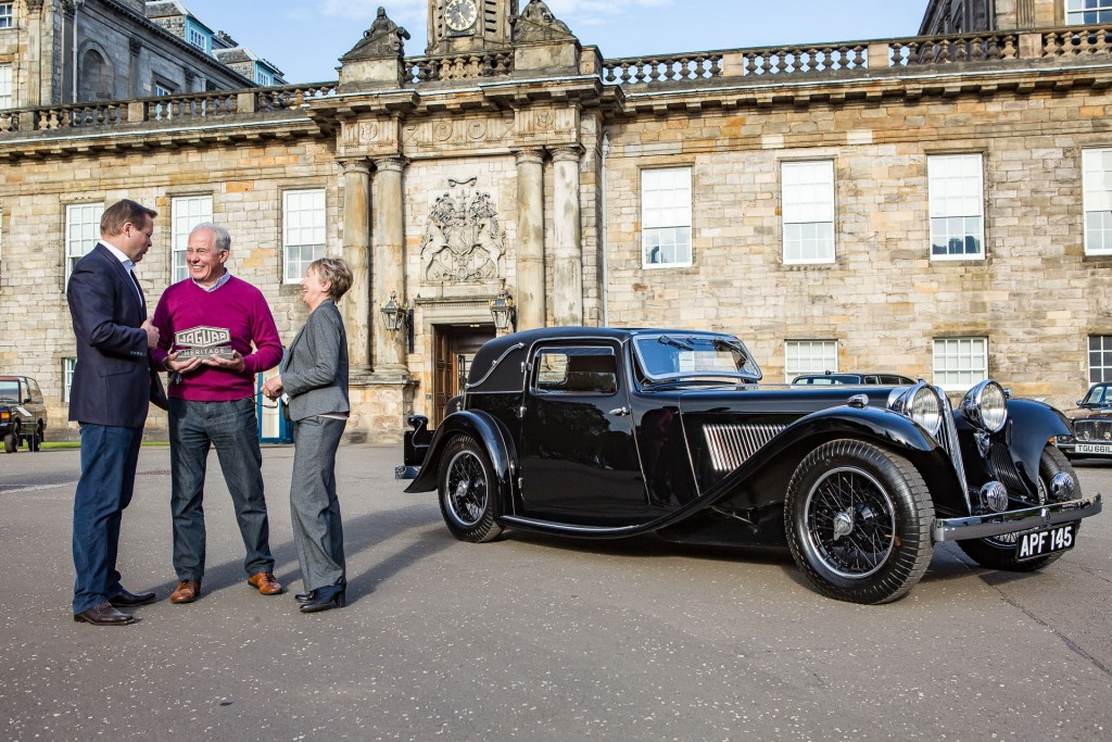 Jaguar Day Holyrood Palace Concours of Elegance 2015-51