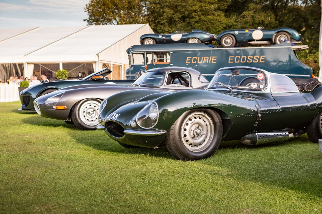Jaguar Day Holyrood Palace Concours of Elegance 2015-53
