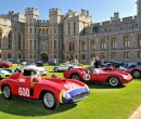 Concours of Elegance at Windsor Castle in 2016