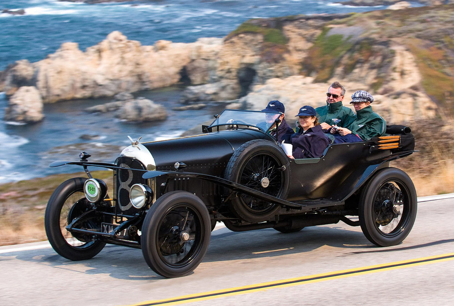 Star cars revealed for Concours of Elegance 2017