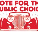 VISITORS TO THE 2014 CONCOURS OF ELEGANCE GET THE CHANCE TO VOTE FOR THEIR FAVOURITE CAR