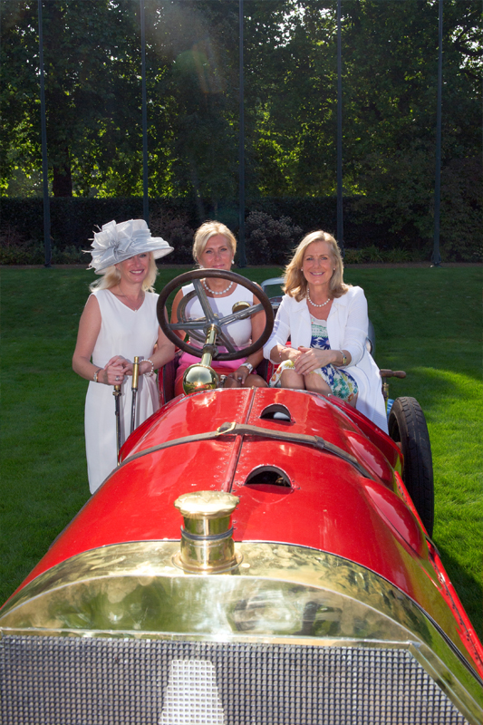 Exquisite Hospitality at a Right Royal Occasion – the 2014 Concours of Elegance