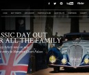Dedicated New Website Launched for the 2014 Concours of Elegance at Hampton Court Palace