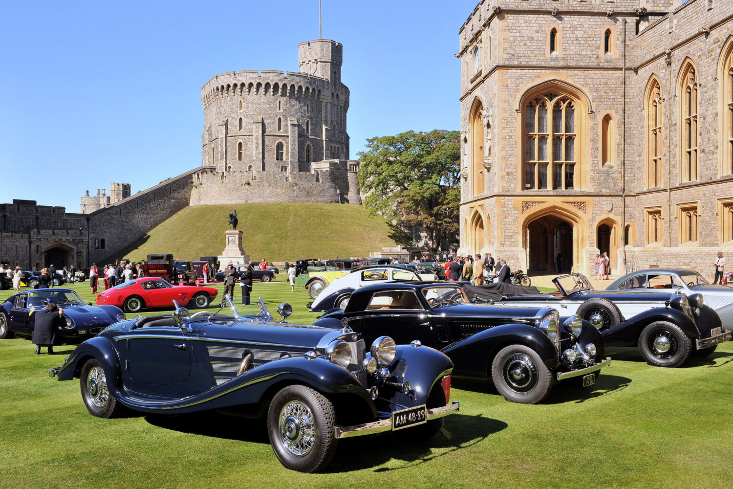 CONCOURS OF ELEGANCE 2016: BIGGER AND BETTER THAN EVER