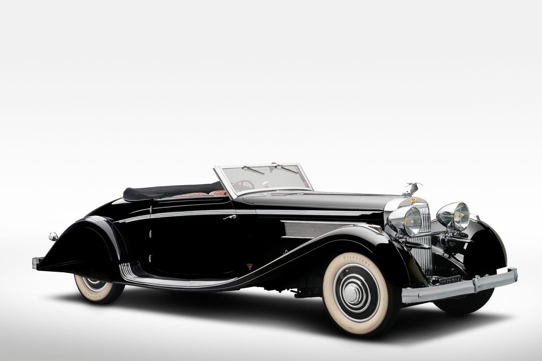 Car of the Week #3: Hispano Suiza K6