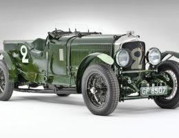 Car of the Week #10: Bentley Speed Six 'Old No. 2'