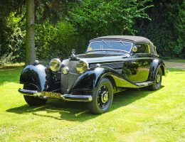 Car of the Week #13: Mercedes-Benz 540 K