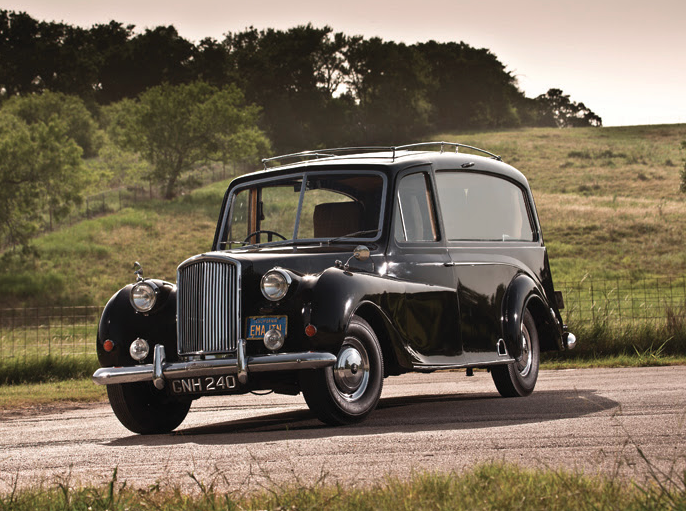 John Lennon's Austin Princess at RM Sotheby's London sale