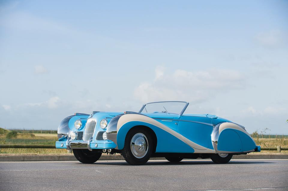 Concours of Elegance celebrates 200 years of coachbuilt luxury