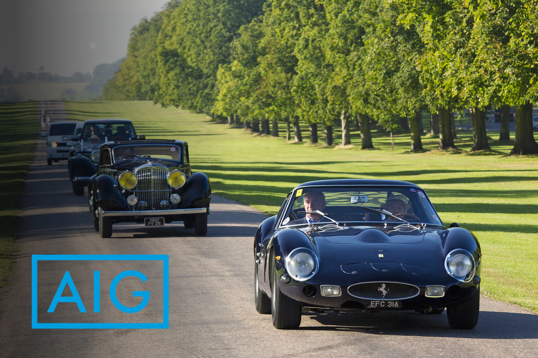 Classic car insurance Q&A with AIG