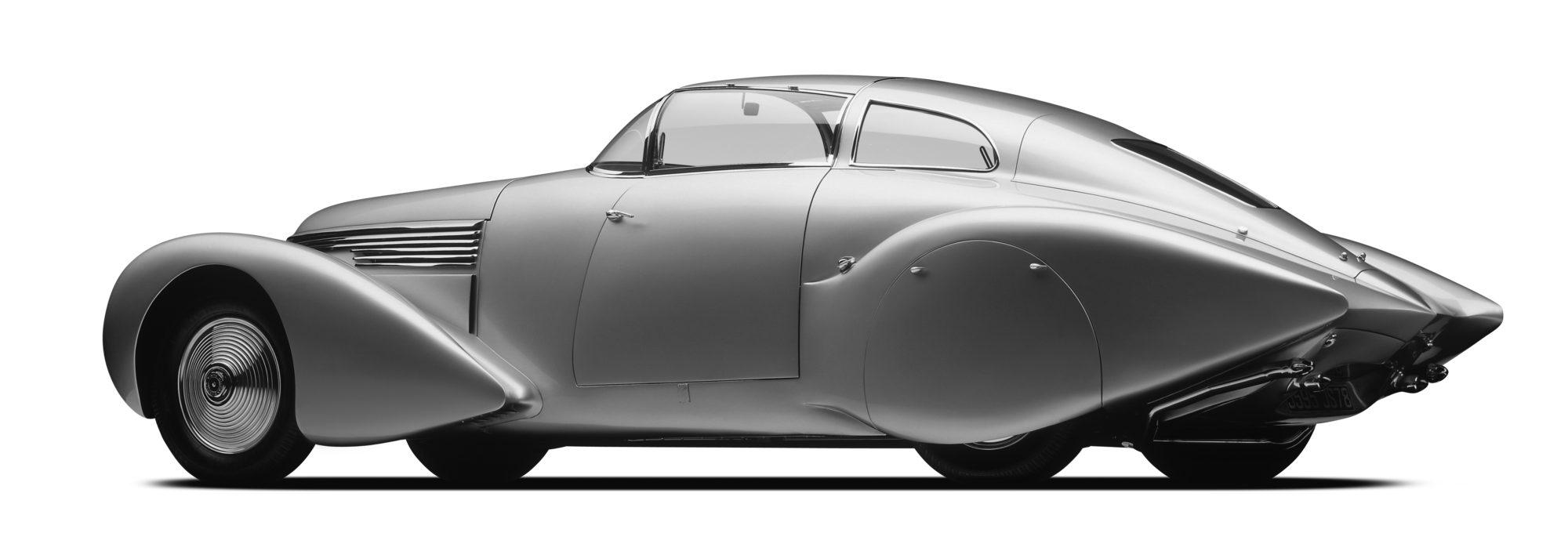 1937 Hispano Suiza Dubonnet Xenia CREDIT MICHAEL FURMAN