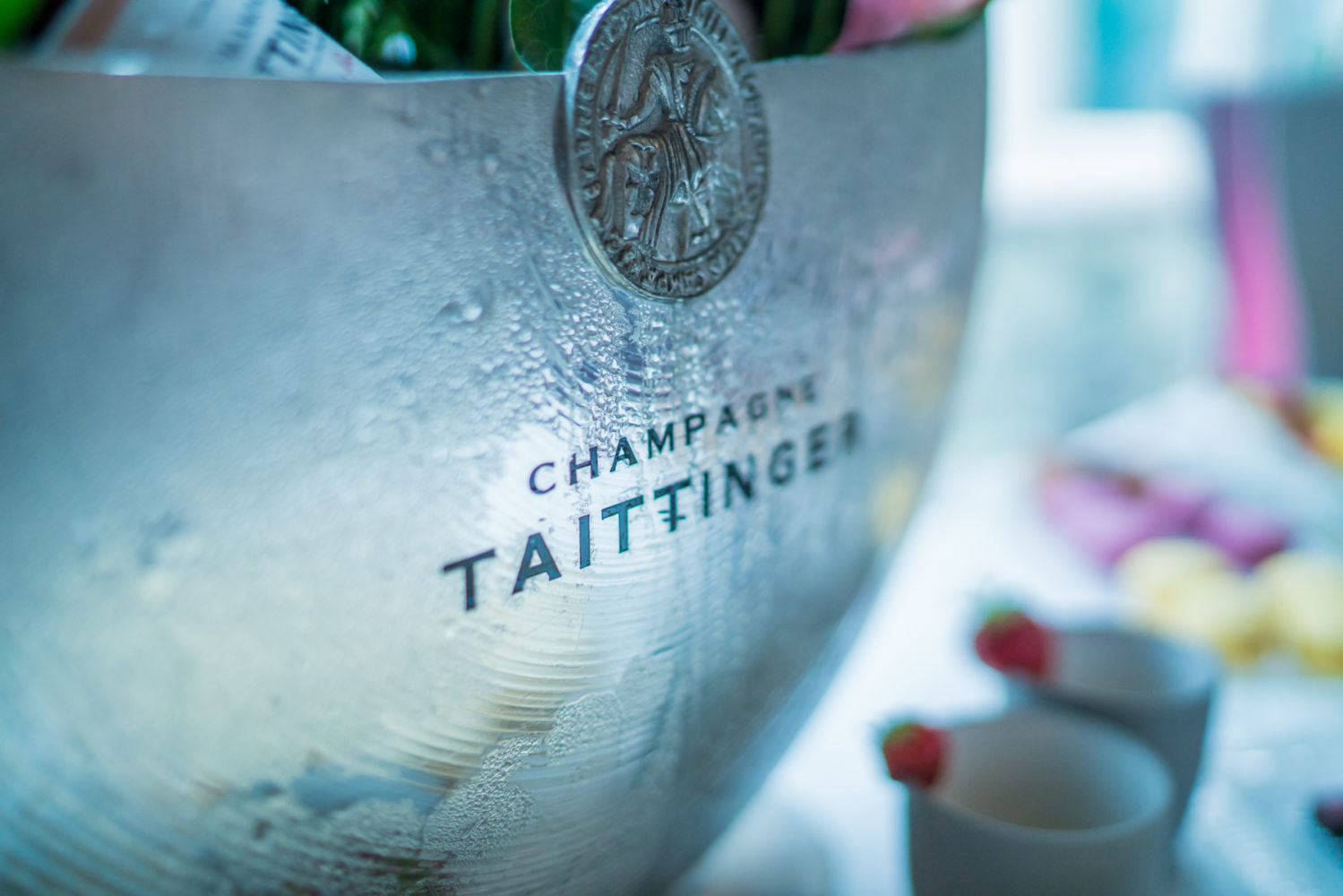 Concours of Elegance Announces Taittinger as Champagne Partner