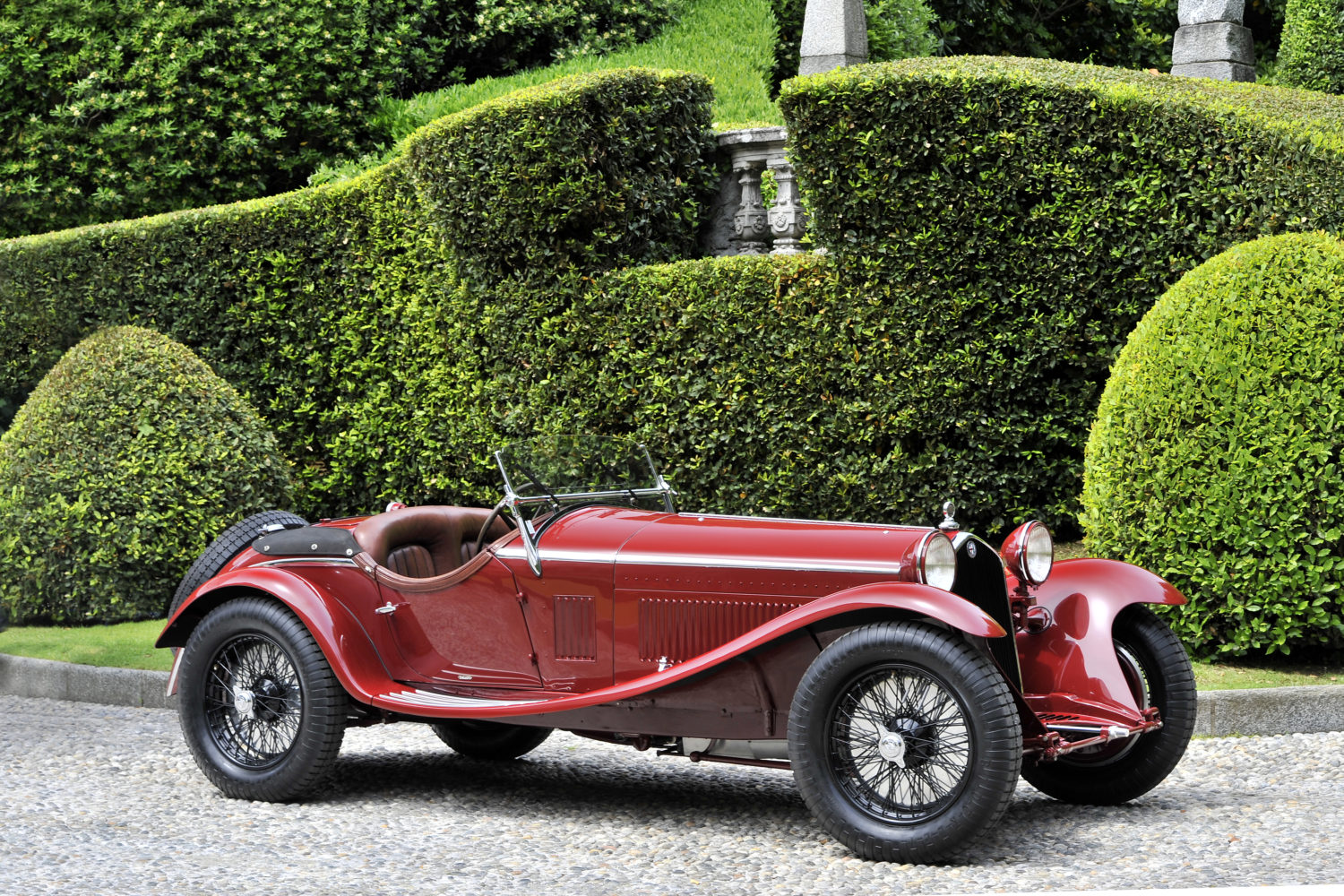 Concours of Elegance Highlights 15 Incredible Cars Set for Windsor Castle