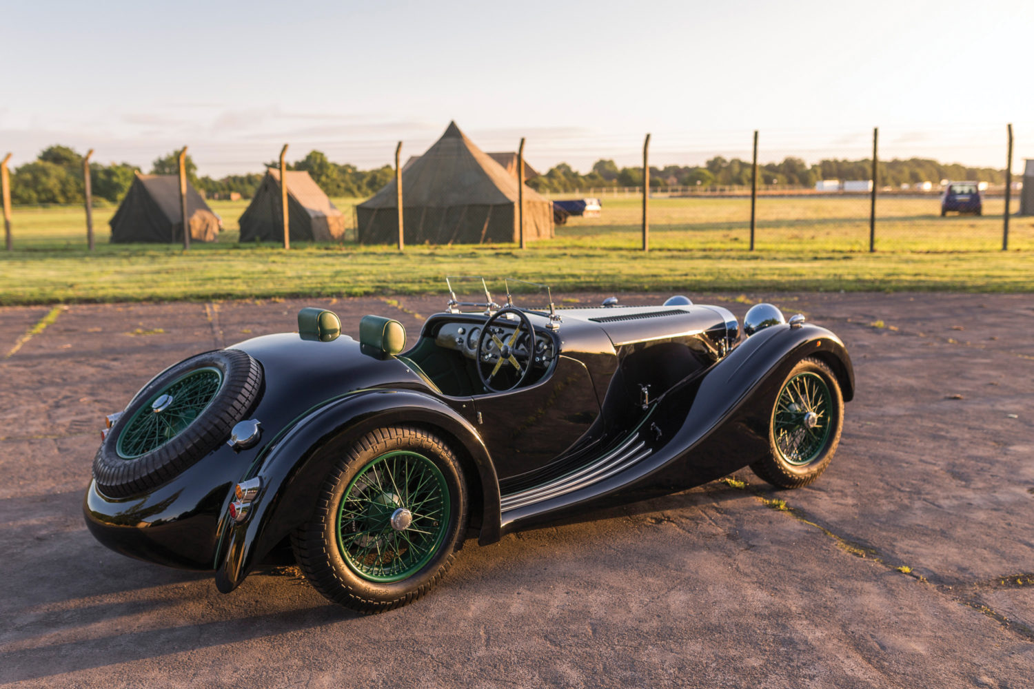 Concours of Elegance 2016 to host Atalanta debut