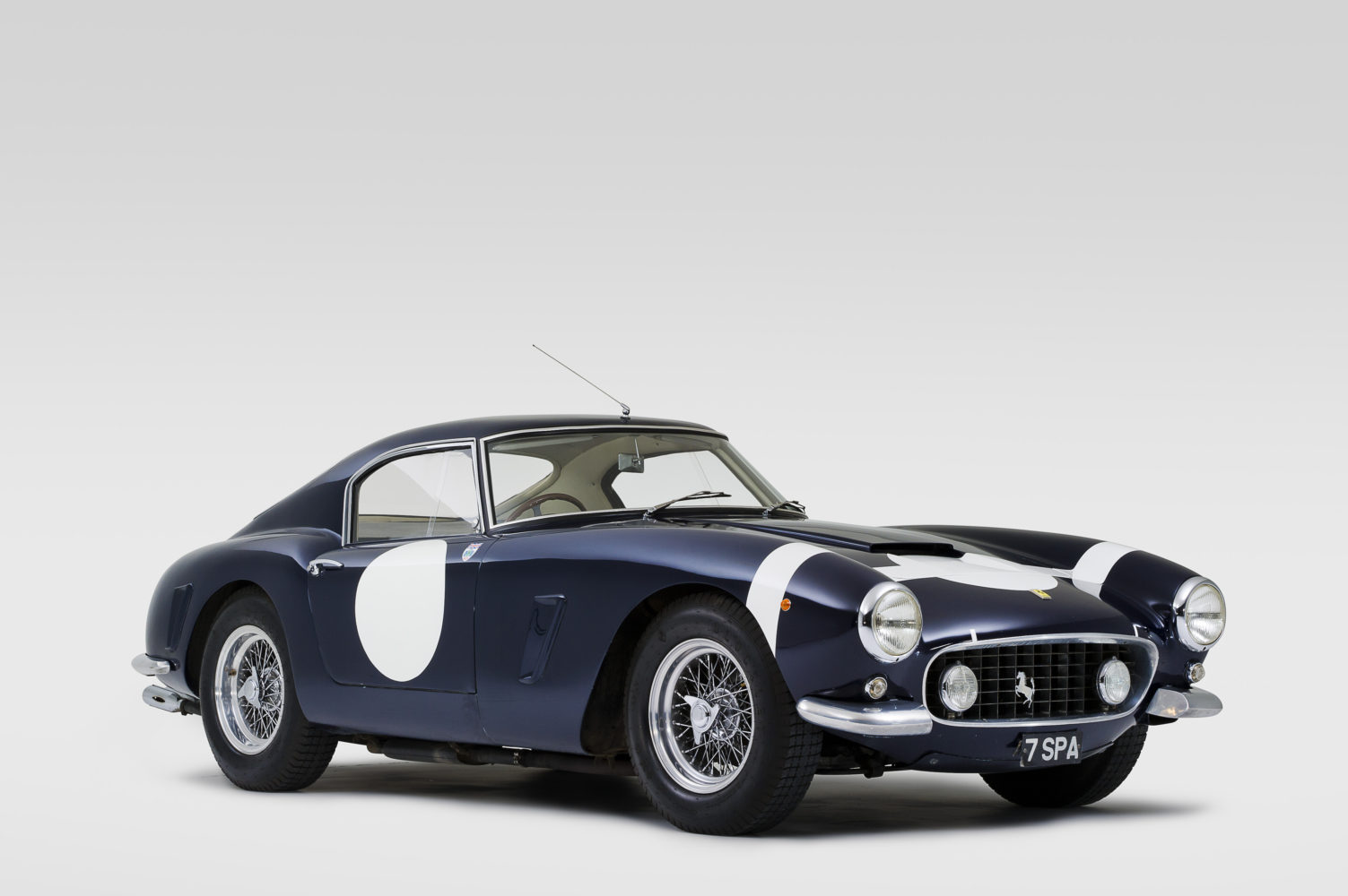Ferrari 250 GT SWB ex-Stirling Moss CREDIT TIM SCOTT